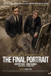 Alberto Giacometti, The Final Portrait (2017)