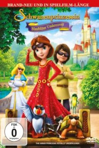 The Swan Princess - Royally Undercover (2017)