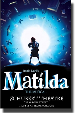 Matilda the Musical (2021)